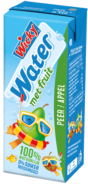 Wicky Water - Peer Appel